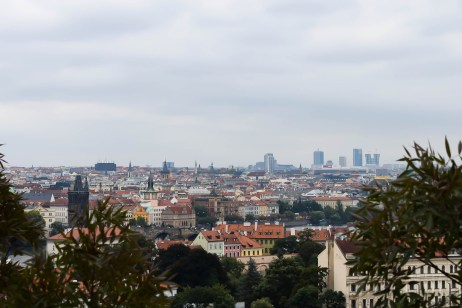 Prague Skyscrapers