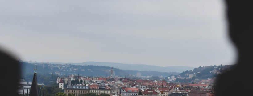 Prague red rooftops