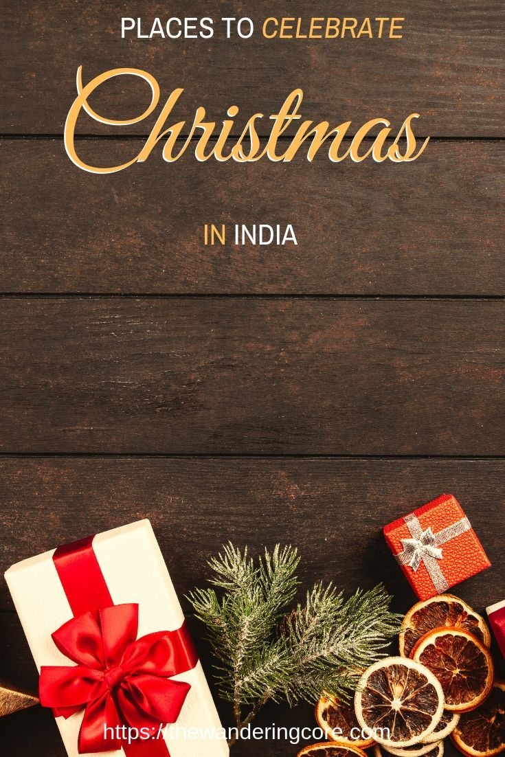 Places to celebrate Christmas in India | Best place to celebrate christmas | #christmas #india