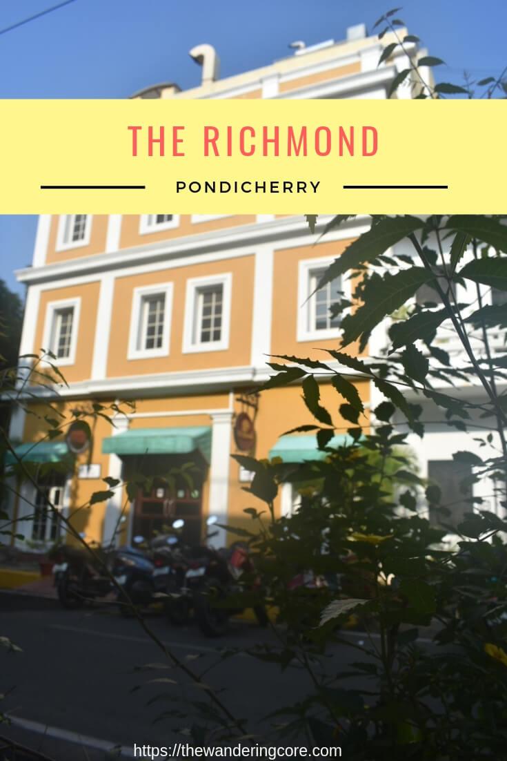 The Richmond Pondicherry   The Richmond Pondicherry review   The Richmond hotel Pondicherry   hotel review   Pondicherry   #india #pondicherry #hotelreview