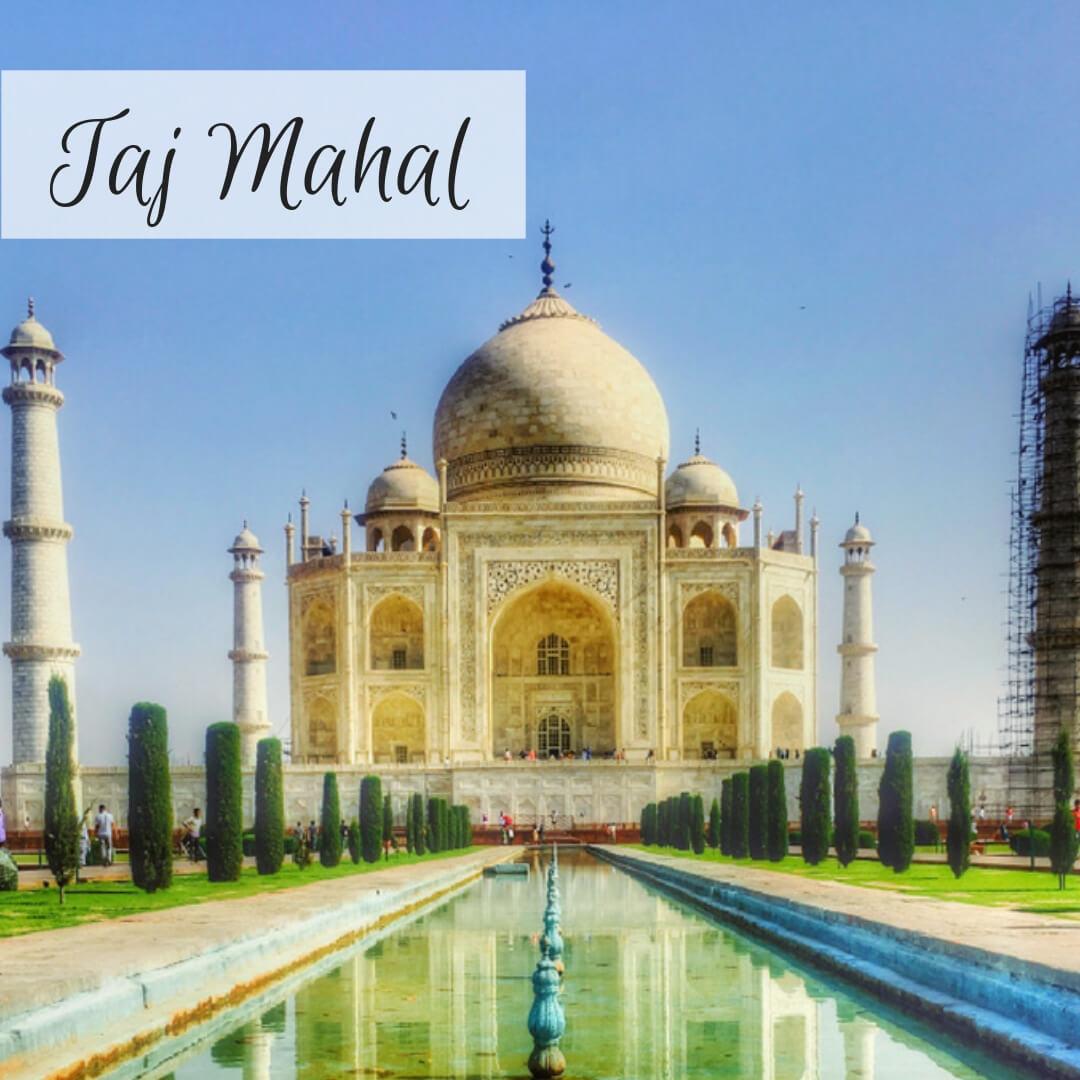 Taj Mahal - The Wandering Core