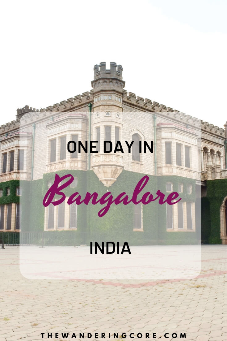 Bangalore Itinerary | Bangalore in One day | One day in Bangalore | Bangalore itinerary for one day | #india #bangalore |travel