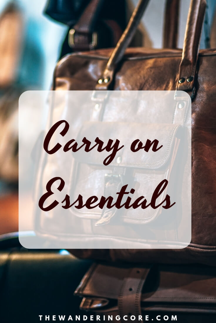 Carry on essentials | Carry on bag | travel tips | travel hacks | Packing Tips & essentials | Cabin only | #traveltips #packing #carryonessentials