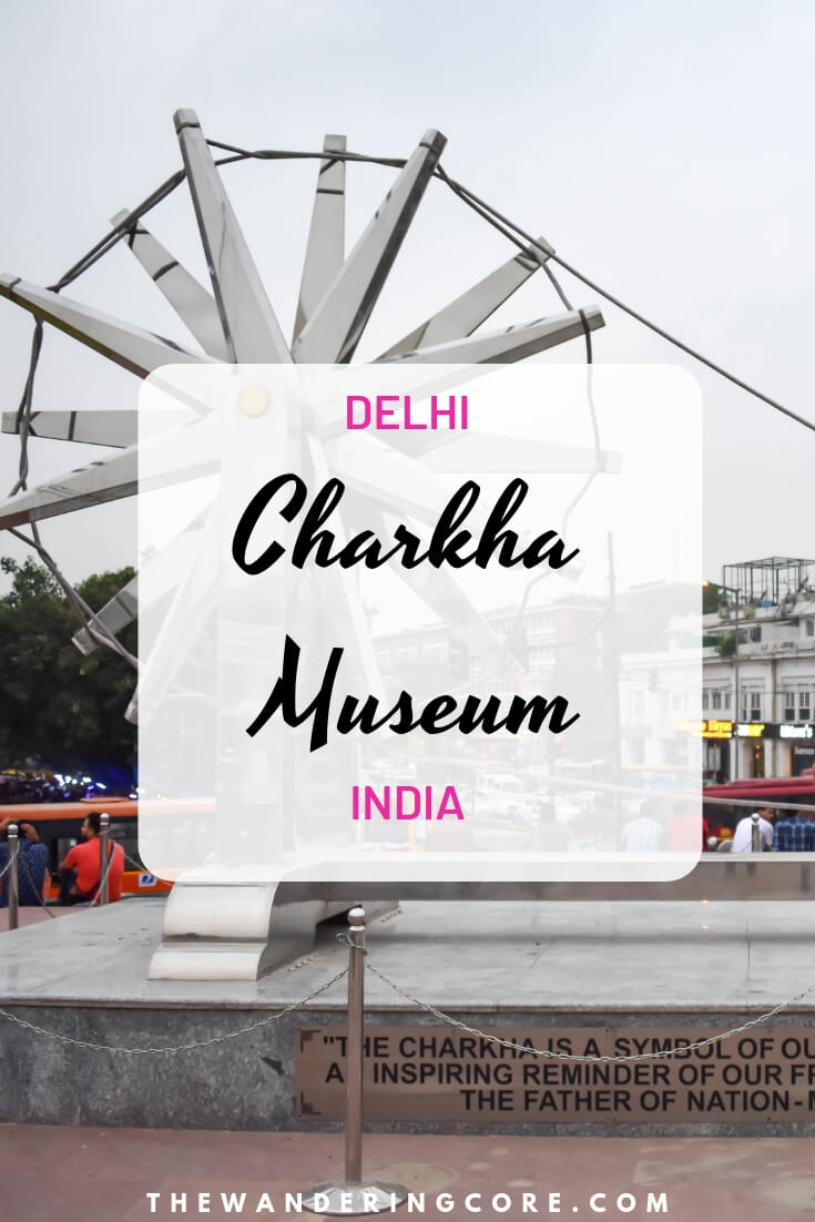 Charkha Museum | Khadi History | Connaught Place | Delhi | India #charkhamuseum #delhi #india #thewanderingcore