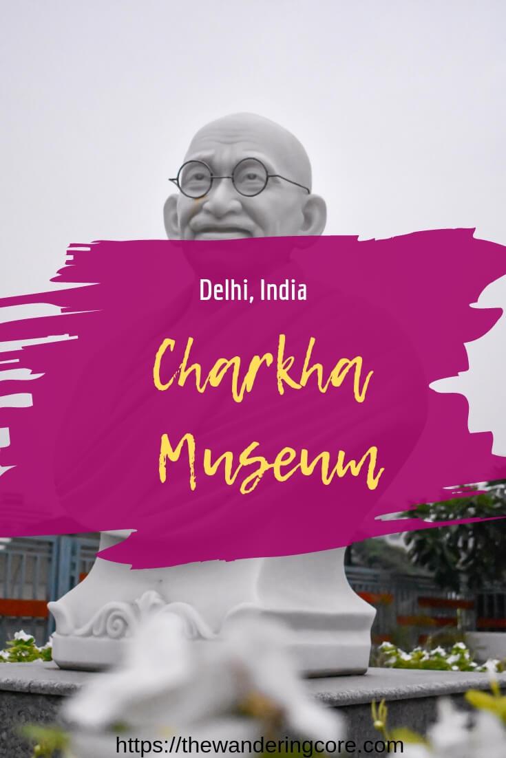 PCharkha Museum delhi india #delhi #india #charkamuseum