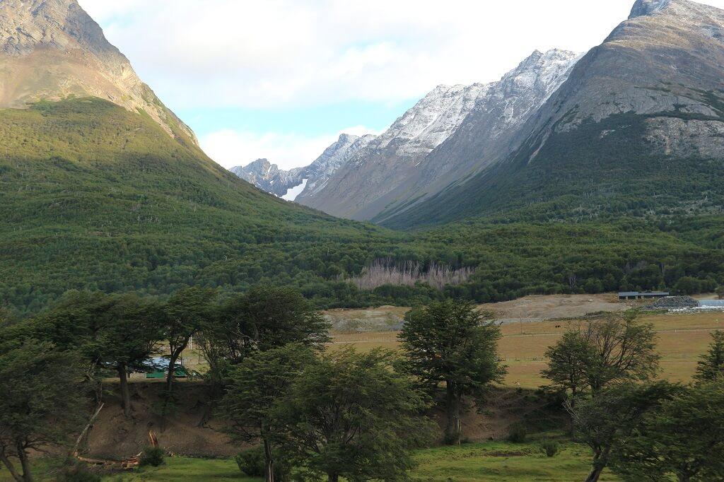 Tierra del Fuego National Park in Ushuaia, Patagonia