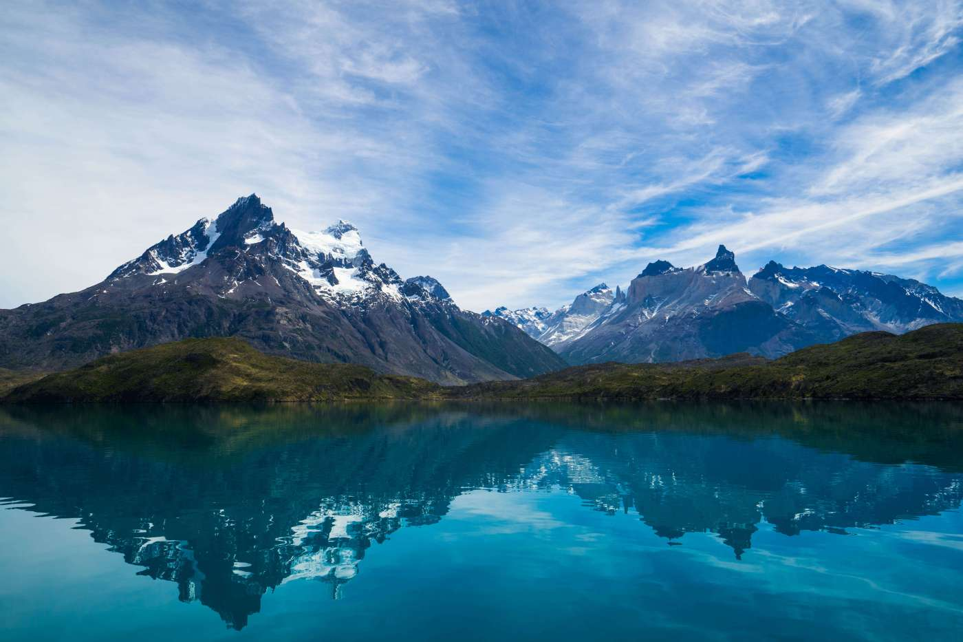 Torres del Paine (W Trek), Chile