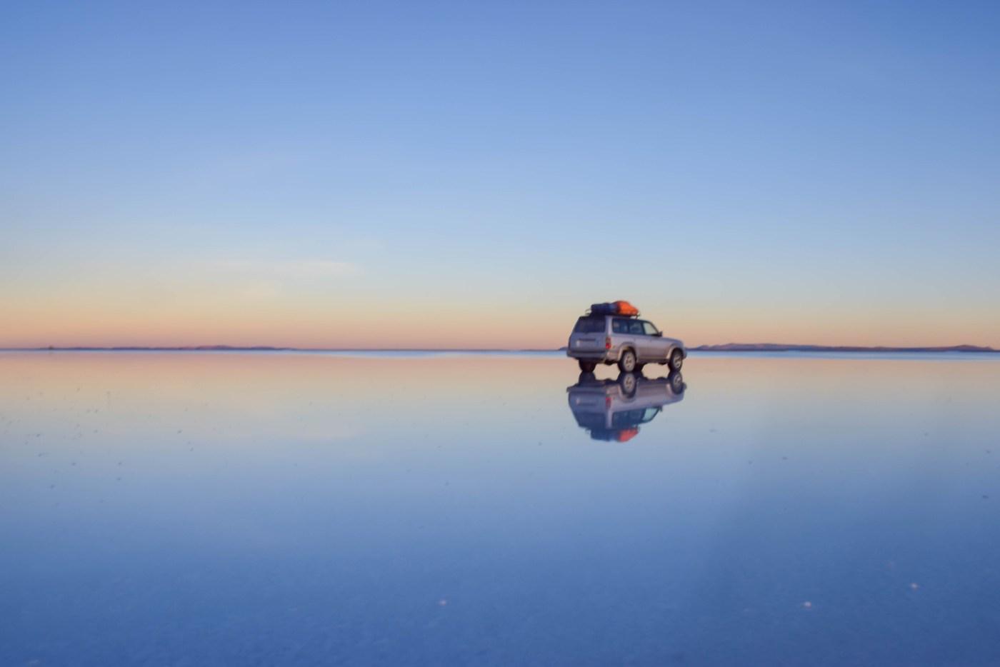 Salt Flats by Bailey