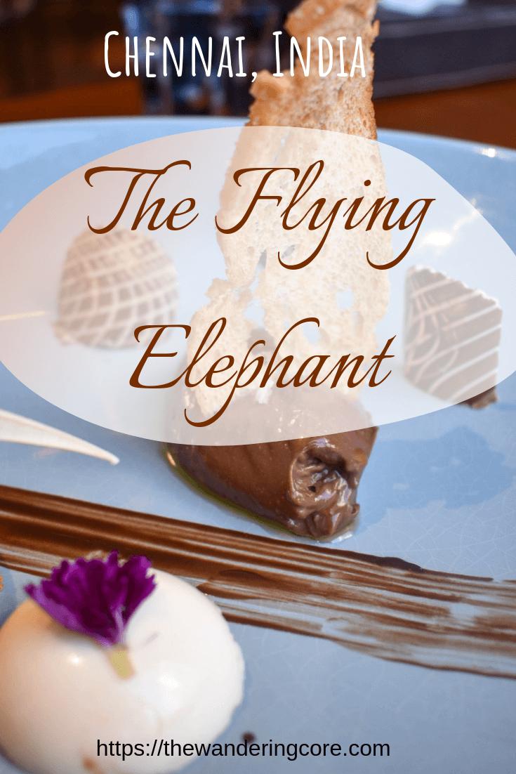 The Flying Elephant Chennai | Where to eat in Chennai | Chennai | Food | Restaurant review | #southamerica #southamericatravel