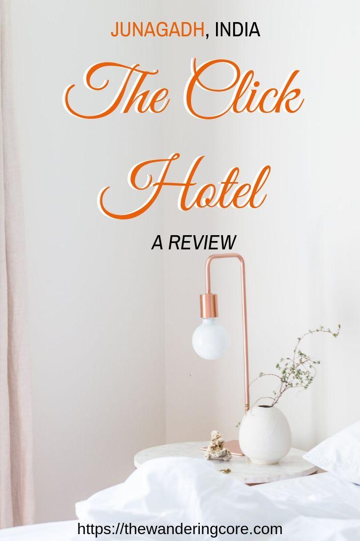 Click Hotel Junagadh Review, Gujarat, India | Hotel review | #india #gujarat #clickhotel #junagadh