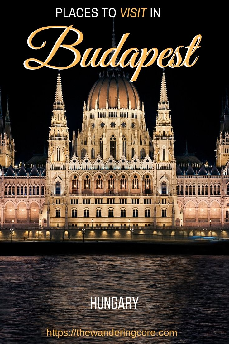 Budapest in a day | One day in Budapest | Budapest Itinerary | Hungary #budapest #hungary