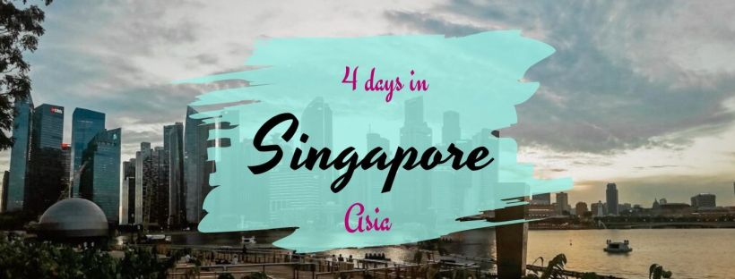 Singapore 4 day itinerary - featured