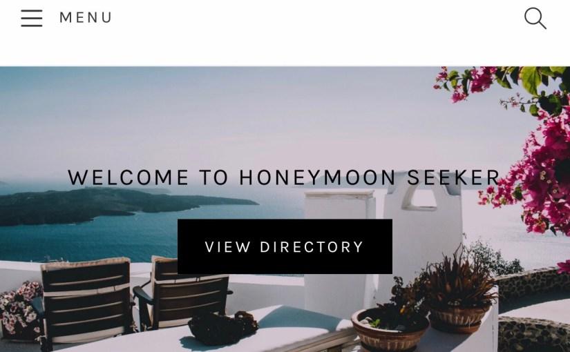 Planning your Honeymoon?