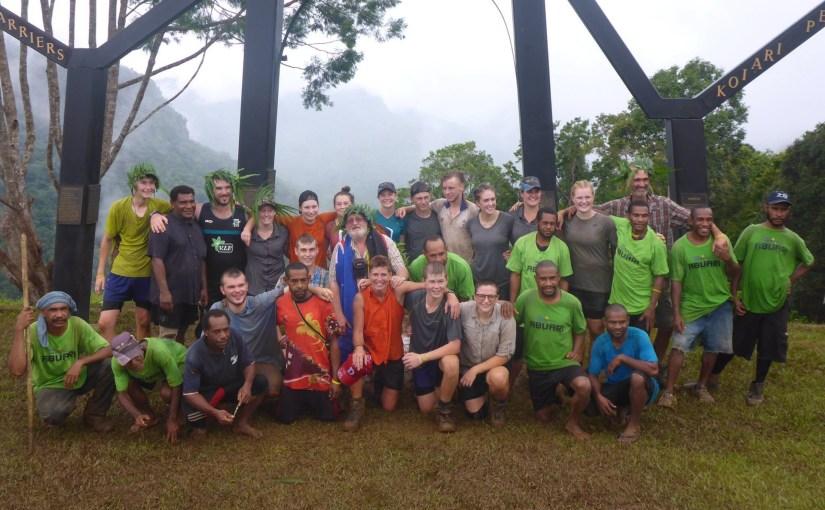 ANZAC Day & the Kokoda Track