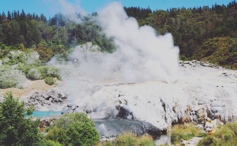 Are you ready to be in awe of the Natural Geothermal World in Te Puia, New Zealand?