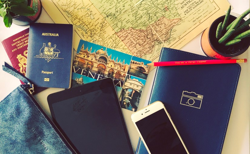 Back to the future-  How social media and technology has changed  for expats and travellers in 2017