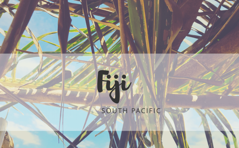 If this doesn't inspire you to take that Fiji holiday, I don't know what will
