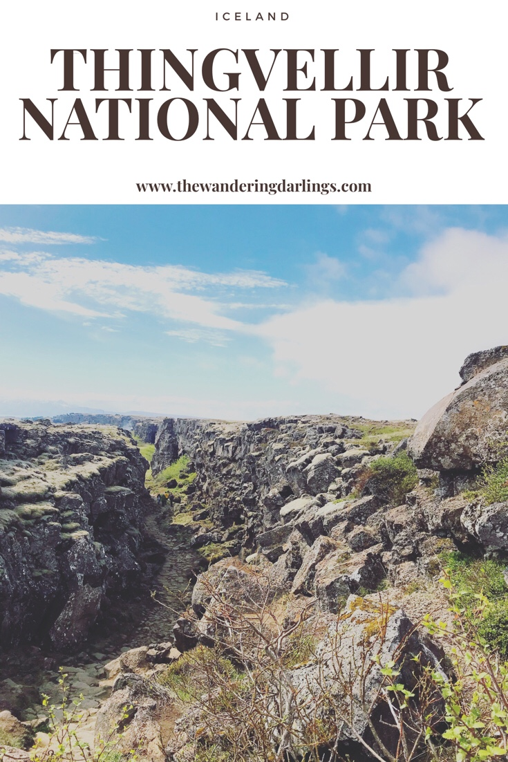 planning a trip to Iceland and need to know what to see and do then here is why you need to put Thingvellir National Park at the top of that list! Post by thewanderingdarlings
