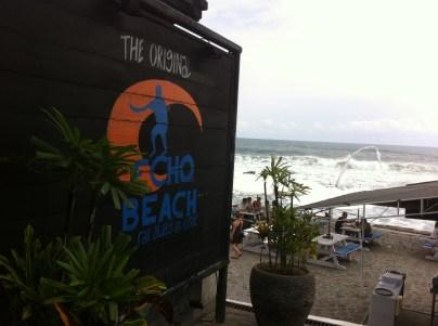 Echo beach, Canngu, Bali