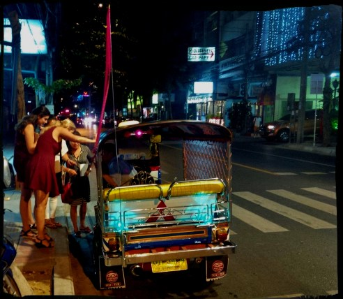 Tuk uk Thailand