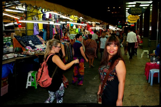 Night Market Patpong