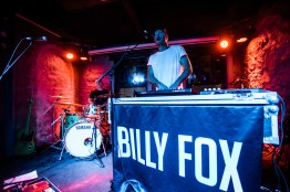 BILLY FOX
