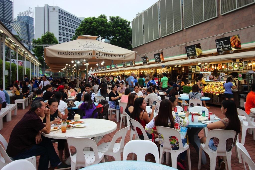 Food Market Singapore