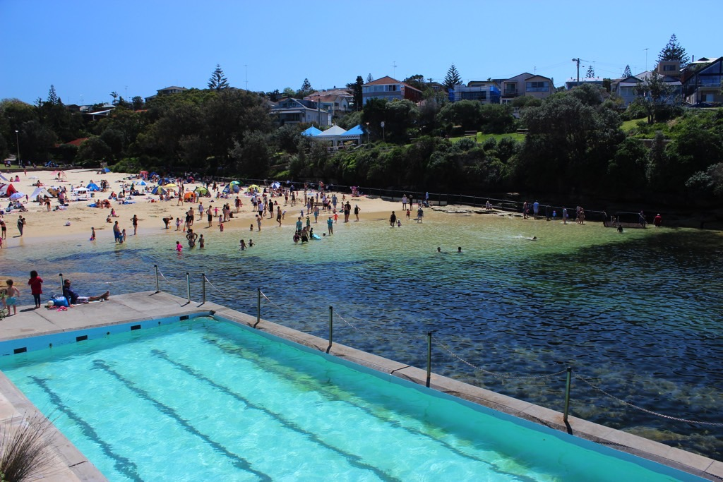 Bondi to Coogee Clovelly Pool