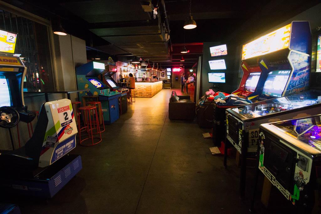 bars in Melbourne