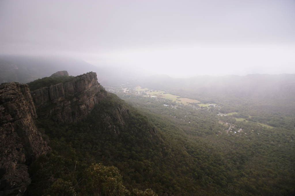 The Pinnacle Grampians