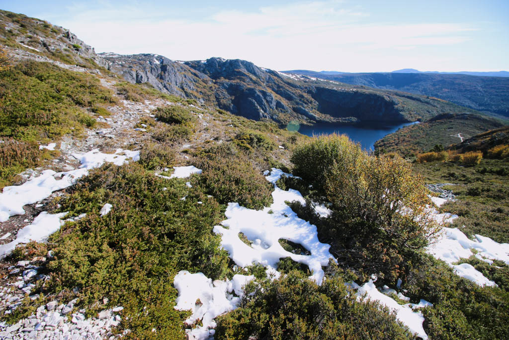 Snow Cradle Mountain