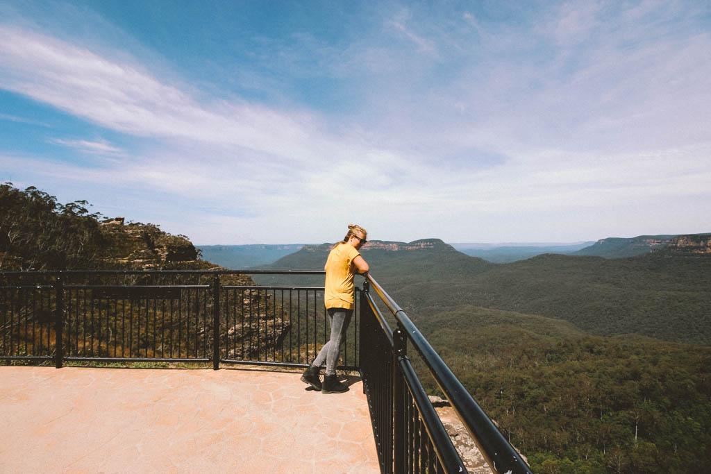 Blue Mountains   Sydney   New South Wales   Australia   Blue Mountains National Park