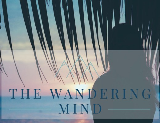 The Wandering Mind nieuw design