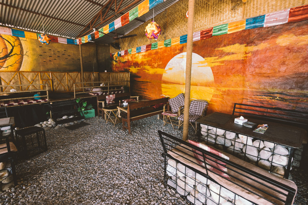 Mint's Hut | Pokhara | North Lakeside | Nepal | Digital Nomad
