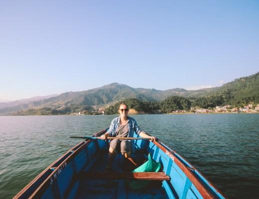 Phewa Lake   Phewa Meer   Pokhara   Pokhara Ciity Guide   North Lakeside   Doen in Pokhara