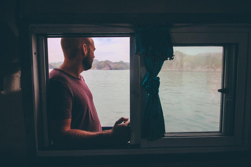 Slow Ferry | Slow Boat | Cat Ba Island | Halong Bay | Vietnam
