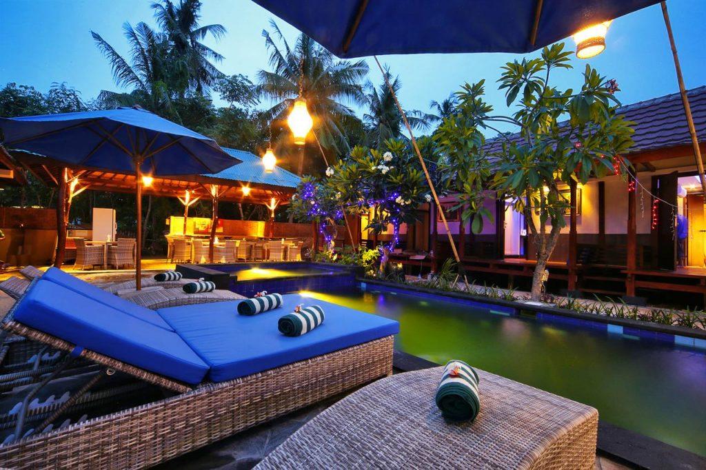 Sari Gili Bungalow | Gili Air | Gili eilanden | Indonesië