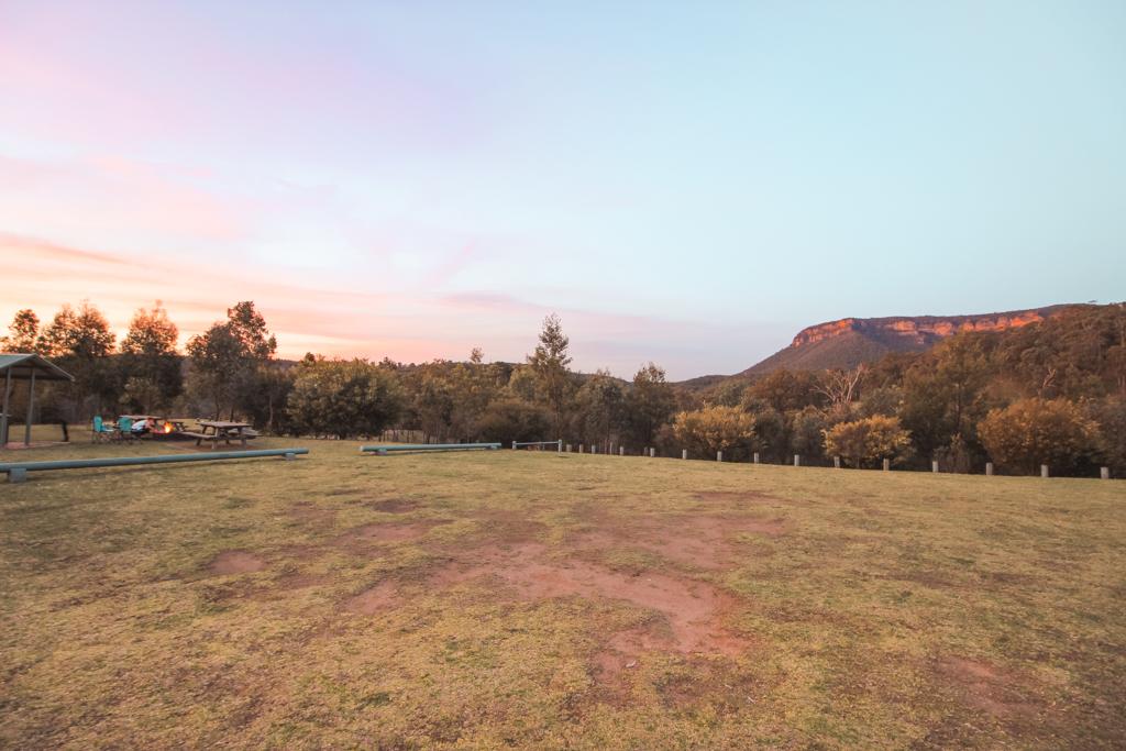 Een auto kopen in Australië   kamperen   Blue Mountains
