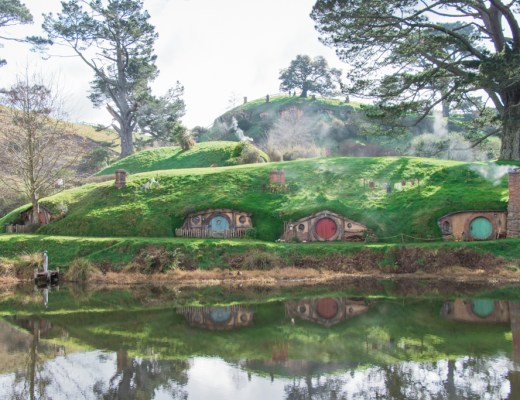 Hobbiton bezoeken | Nieuw-Zeeland | Hobbiton | Matamata | Lord of the Rings | The Shire | The Hobbit | Frodo | Gandalf