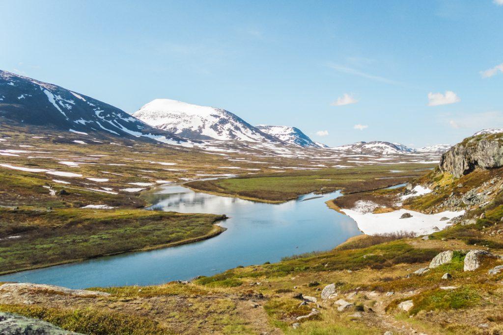 Kungsleden   Zweden   Noord-Europa   Hiken   Wandelen