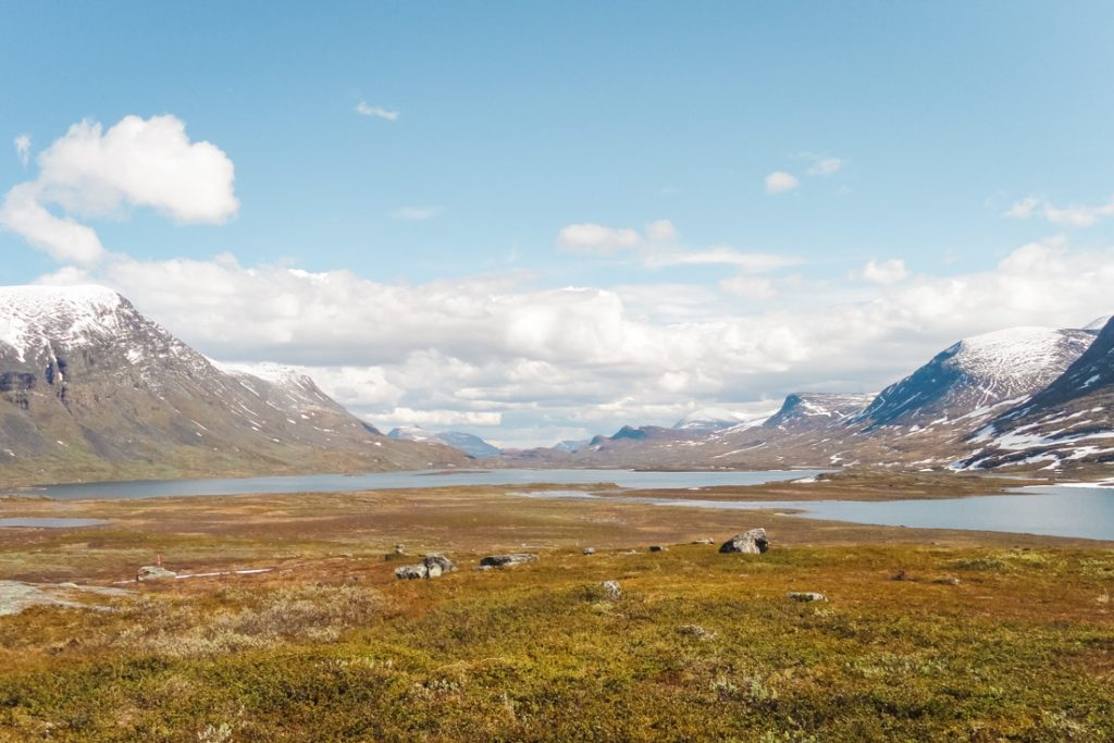 Kungsleden   Lapland   Zweden   Noord-Zweden   Voigt Travel   Hiken