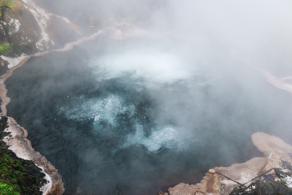 Waikite Valley Thermal Pools   Wai-O-Tapu   Rotorua   Nieuw-Zeeland   Noordereiland   Hotspring