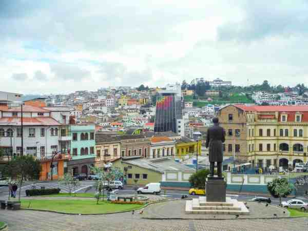 View of Quito City | Ecuador Itinerary