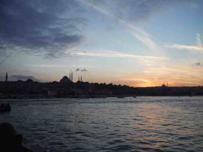 3 days in istanbul,