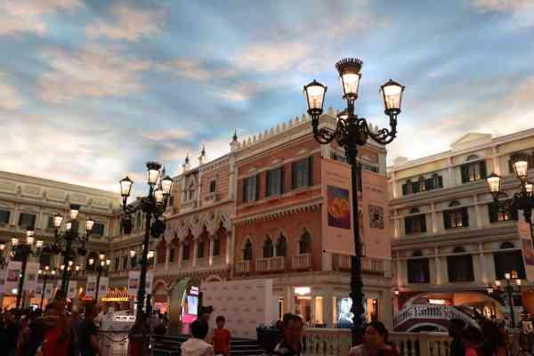 Day Trip to Macau from Hong Kong