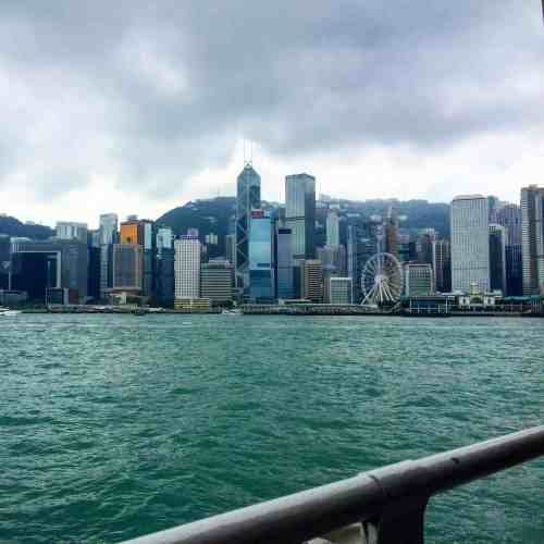 3 days in hong kong on a budget