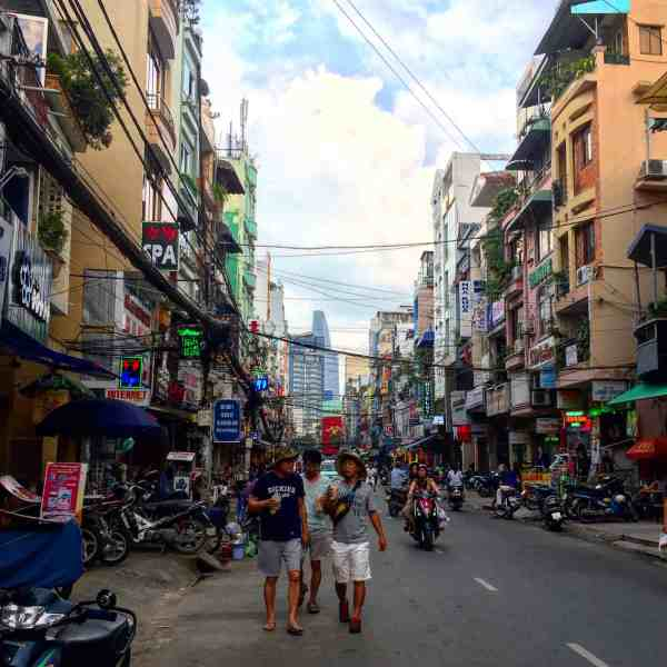 vietnam must see places ho chi minh city