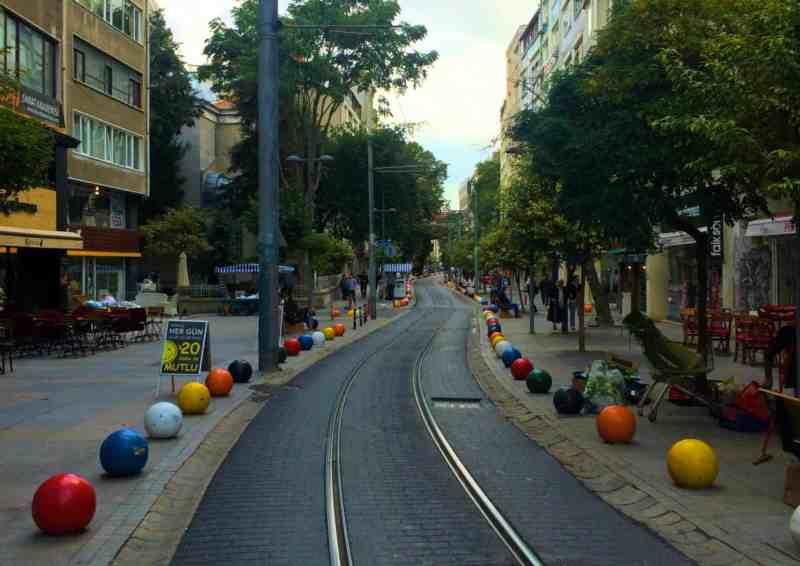 Asian Side of Istanbul Kadikoy