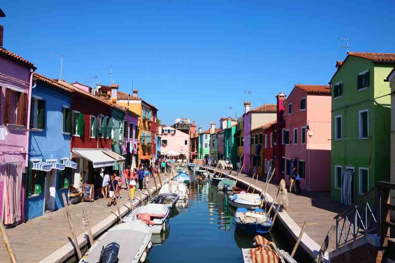 Venice to Burano