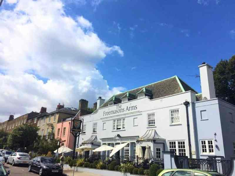 Things to do in Hampstead London pub